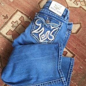 MEK DNM Colwood Slim Boot Jeans 29/34